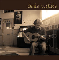 Denis Turbide s/t CD Cover