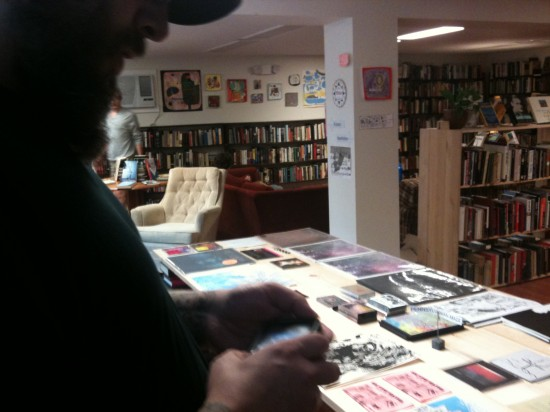 Blind Willow Books in Emmaus, PA